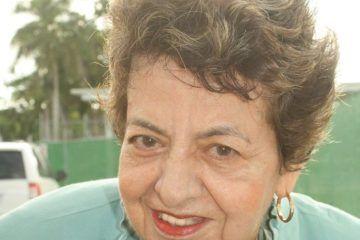 Solamente me falto ser la primera Gobernadora de mi querido Quintana Roo: María Cristina Sangri Aguilar