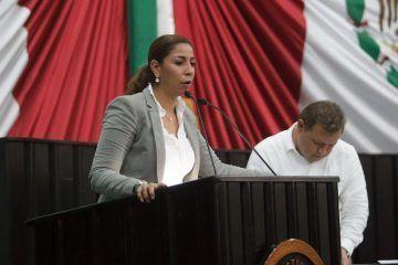 Llamará la XIV Legislatura a comparecer a titulares de las secretaríasde la administración pública sobre III Informe de Gobierno: Marybel Villegas