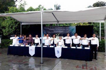 """Celebra CBTIS 214, """"Ignacio Allende"""", 30 años de formar valores"""