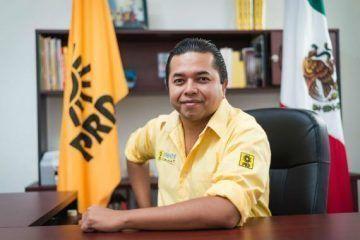 ¡Ojalá cumpla!, nuevo líder del PRD en QROO apuesta a la democracia