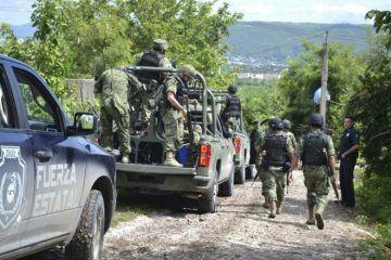 Confirman 28 cuerpos encontrados en fosas clandestinas de Iguala