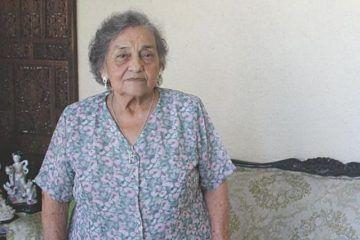 """Descanse en paz """"Doña Toñita"""" Madrid de Villanueva"""