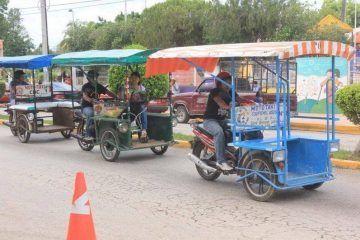 Pervertido mototaxista deja mal al gremio morelense