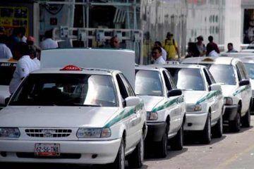 A finales de noviembre renuevan dirigencia taxista de Cancún