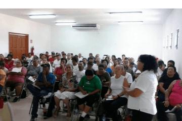 Mauricio Góngora crea oportunidades equitativas para los adultos mayores