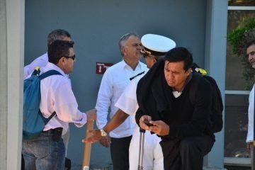 Armada de México sale al quite para reforzar Frontera Sur