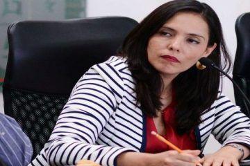 Tumban a Berenice Polanco de la carrera por la curul federal