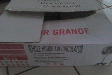 Sustraen 50 cajas de ventiladores en bodega del centro de Chetumal