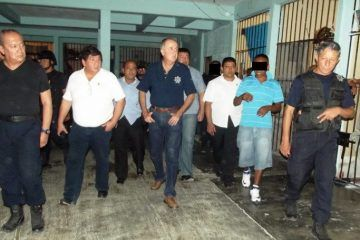 Un incidente entre dos reos del Cereso de Chetumal ocasionó una movilización policíaca