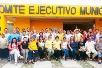 Instala PRD Coordinadora de Autoridades Locales en Quintana Roo