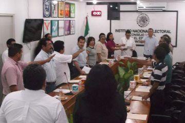 Consejo Local Del INE Designa A Consejeros Distritales
