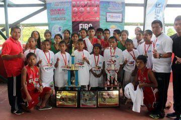 Concluye con éxito la Copa PowerAde Bacalar 2014