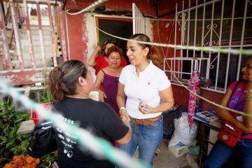 Llama Marybel Villegas a conjuntar esfuerzos para erradicar violencia contra la mujer