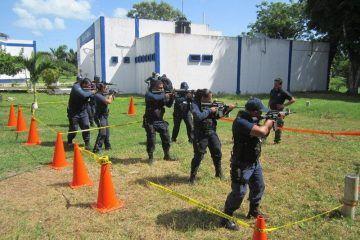 """Policía de Chetumal prepara otro grupo """"SWAT"""""""