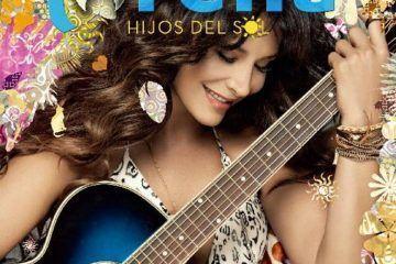 """Lorena Rojas presenta disco """"Hijos del Sol"""""""