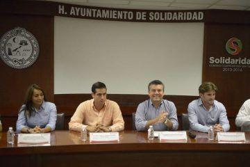 Mauricio Góngora comprometido con la calidad de vida de los vecinos de Cataluña.
