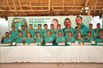 Erick Castillo propone recuperar credibilidad del sindicato de Taxistas de Cancún