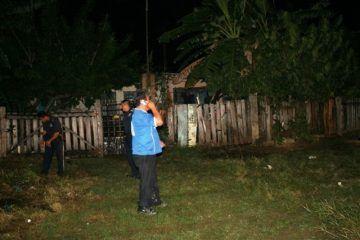 """Apareció un """"gunman"""" en el poblado de Blanca Flor"""