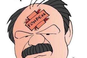 COLINAS: Sin recursos #caricatura