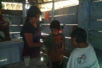 Encuentran con vida a menor perdido en los montes de José María Morelos