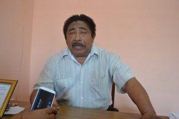 """El delegado de la SCT, el verde,""""Pancho"""" Elizondo, persona no grata en Felipe Carrillo Puerto"""