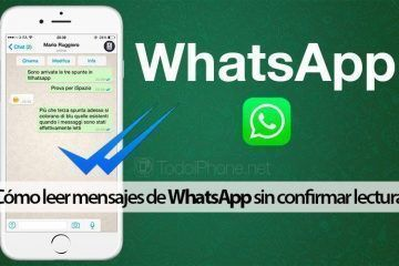Trucos para no mostrar en WhatsApp cuando los mensajes son leídos