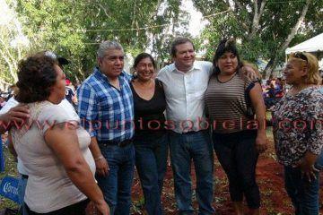 Proselitismo y traición como pastel en el cumpleaños de Pedro Pérez Díaz
