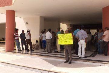 Autoridades de Juan Sarabia defraudan a ejidatarios