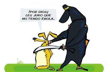 LEÓN: Lo juro por dios #caricatura