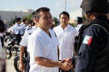 Gobierno de Mauricio Góngora garantiza la tranquilidad de cada ciudadano