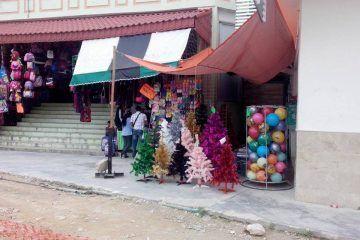 """Locatarios de Chetumal en espera de la """"fiebre navideña"""""""