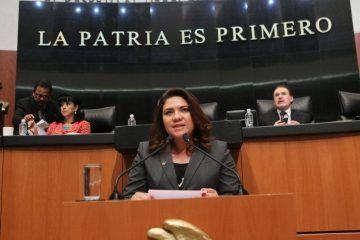 Rosa Adriana llama a la sociedad a una cruzada contra la violencia a la mujer