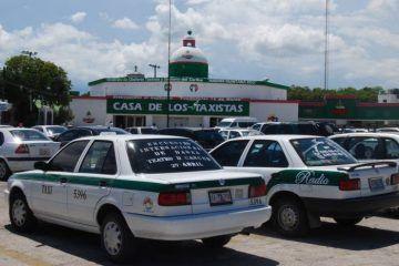 Ningún aspirante a dirigir a los Taxistas de Cancún se atreve a decir que habrá aumento de tarifa