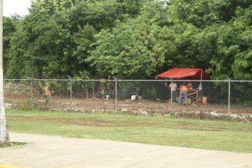 En breve termina construcción del drenaje y área de maquina en Aeropuerto de Chetumal