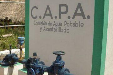 Infraestructura moderna para un mejor servicio de Agua Potable