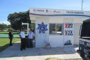 La PMP de OPB se une a la Estatal para vigilar Calderitas y zona con urbana