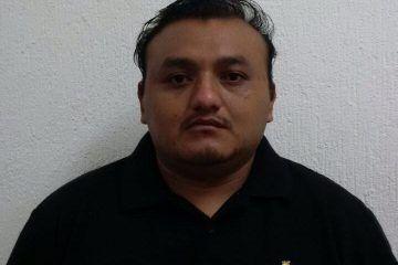 Policía ministerial cumple orden de aprensión contra ex Inspector de la Policía Estatal Preventiva