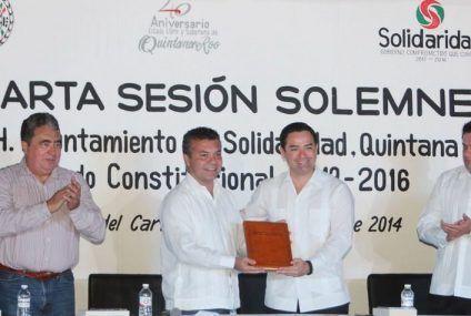 Es el quintanarroísmo, pacto de cohesión social y solidaridad: José Luis Toledo Medina