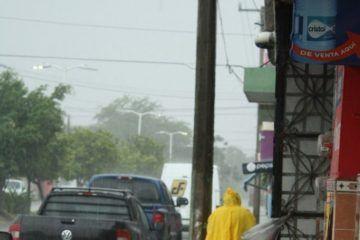 Más lluvia en Chetumal cuando menos 24 horas