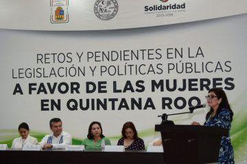 Visible el avance que tiene Quintana Roo en Igualdad de Género: Diputada, Maritza Medina