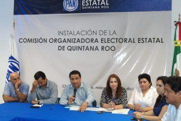 Confirma el PAN que el 23 de los corrientes emiten convocatoria para aspirantes a diputados federales