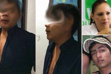 Hijo de la delegada de la Profepa en Quintana Roo,  Ludivina Menchaca, tunde a golpes a parroquiano