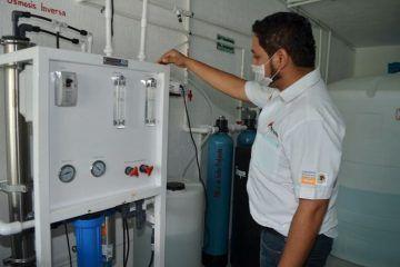 14 de 42 purificadoras de agua fueron sancionadas en el 2014