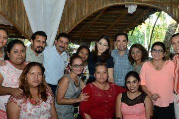 Exhorta José Luis Toledo Medina a fomentar unión familiar