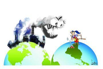 LEON: Competencia #caricatura