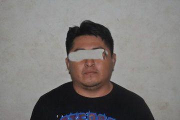 Detienen en FCP a ebrio sujeto que intentó entrar a casa de una señora