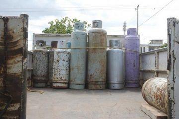 Clausuran las tres gaseras en Chetumal