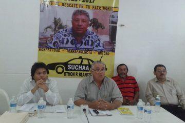 La Comisión Electoral del Suchaa está amañada?