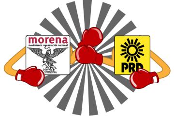 PRD y MORENA rechazan aprobación de Ley anti-marchas en México