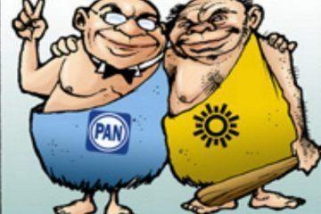 Le fallan las cuentas al PAN y al PRD